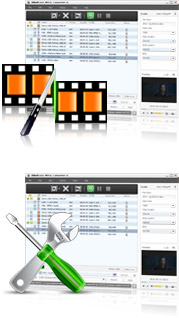 convertir AVI en MPEG